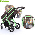 Diaper bag Baby Nappy Stroller Bag Organizer Cooler Thermal Bag for Mummy Hanging Carriage Baby Diaper Stroller Organizer Bag