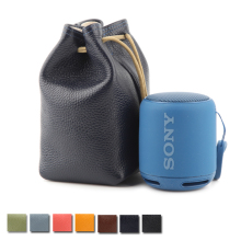 2019 Newest Leather Carry Protective Storage Box Pouch Cover Bag Case For Sony XB10 SRS-XB10 Portable Wireless Bluetooth Speaker