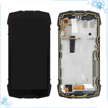 For Blackview BV6800 Pro LCD Touch Screen 5.7 inch Black for Blackview BV6800 Pro Touch Screen Display Replacement