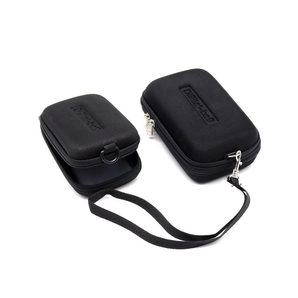 Appareil Photo numérique Sac Cas pour SONY RX100 RX100II DSC-TX7C TX9C T110 TX10 TX100 W300 W200 W100 T70 J10 J20 Carte caméra Poignet Sac