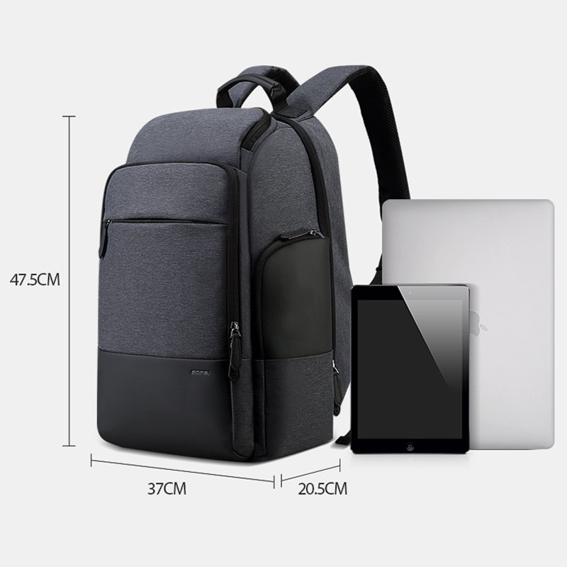 BOPAI 40 Litres Large Men Travel Backpack Weekend Travelling Big Backpack  Male Waterproof 17Inch Laptop Backpack women back pack-in Backpacks from  Luggage ... dba9f33bdc5bd