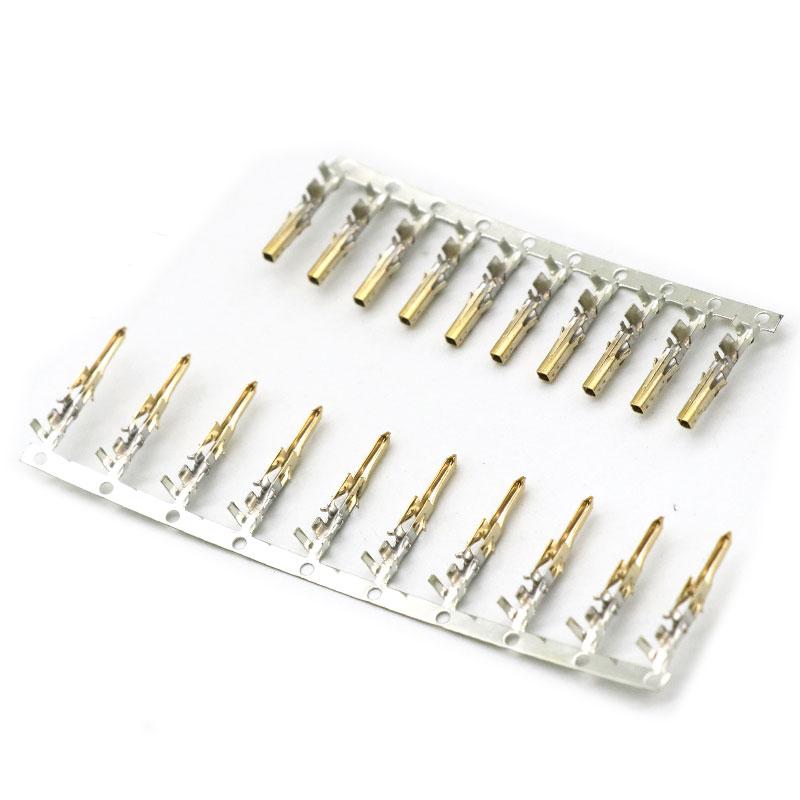 Angitu Half Gold 5559 5557 ATX / EPS PCI-E Plated Crimp Pins