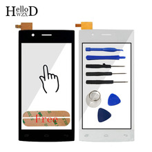 A+++ For Fly FS451 Contact Display screen Digitizer Restore Entrance Glass Panel Lens Sensor Flex Cable Alternative Elements Instruments Free Adhesive