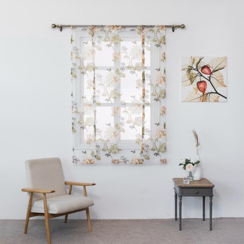 Kupit Domashnij Tekstil Butterfly Flower Type Roman Short
