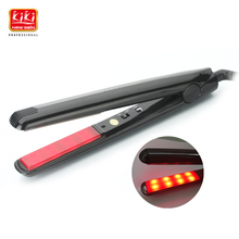 KIKI Ultrasonic & Infrared Hair Care Iron  Recovers the damaged hair Hair Treament Styler Cold Iron Hair Care Treatment