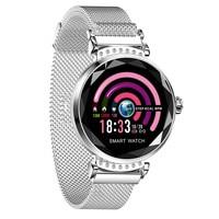 Smart fitness bracelet women sports color screen smartband waterproof blood pressure watch for samsung huwei honor band 4