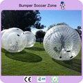 Free Shipping Fast Arrived Zorb ball Walking Balls 2.5 diameter PVC inflatable human hamster ball body zorb ball Free a Pump