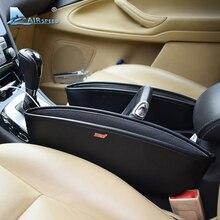 Скорость полета для Subaru Forester Impreza Outback Legacy XV BRZ аксессуары 2 шт. STI автокресло щелевая сумка для хранения сиденья Gap компактный чехол
