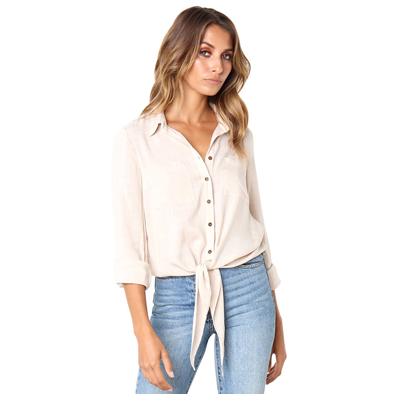 Apricot-Crushed-Linen-Button-Down-Casual-Shirt-LC251116-18-1