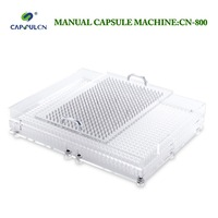CN 800 Manual Encapsulation Machines Manual Operated Customized For The Size 000 00 0 1 2