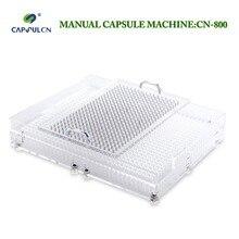 Хороший рынок CN-800 размер 000 Руководство инкапсуляции машины/Инкапсулятор/Машина Для Наполнения Капсул