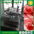 Aliexpress Золотой поставщик Автоматическая замороженная машина для резки мяса