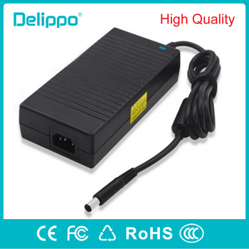 Delippo 19.5V 9.23A 180W AC Laptop Adapter Charger for ASUS ROG G750-JS ROG G750JM ADP-180MB F ADP-180HBD FA180PM111 ADP-150VB B genuine adp 150vb b 19 5v 7 7a 150w laptop adapter power supply for msi gs60 ghost pro 606 gs70 stealth 2pe 430au ge62 adapter