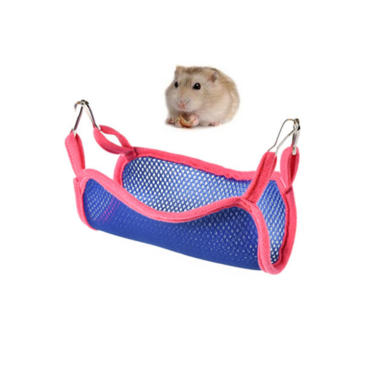 High Quality Summer Small Pet Hammock Hamster Squirrel Chinchillas Parrot Bird Hammock Soft Mattress Pet Cage AccessoriesHigh Quality Summer Small Pet Hammock Hamster Squirrel Chinchillas Parrot Bird Hammock Soft Mattress Pet Cage Accessories