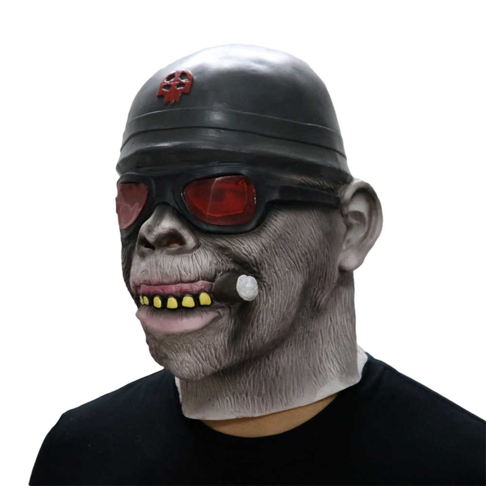 Detail Feedback Questions about MostaShow H1z1 Game Mask