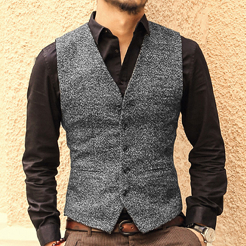 See our range of Mens Tweed Waistcoats for sale. From modern slim-fitting tweed waistcoasts to classic Harris tweed waistcoats, all delivered to your door UK. Buy mens tweed waistcoats UK.