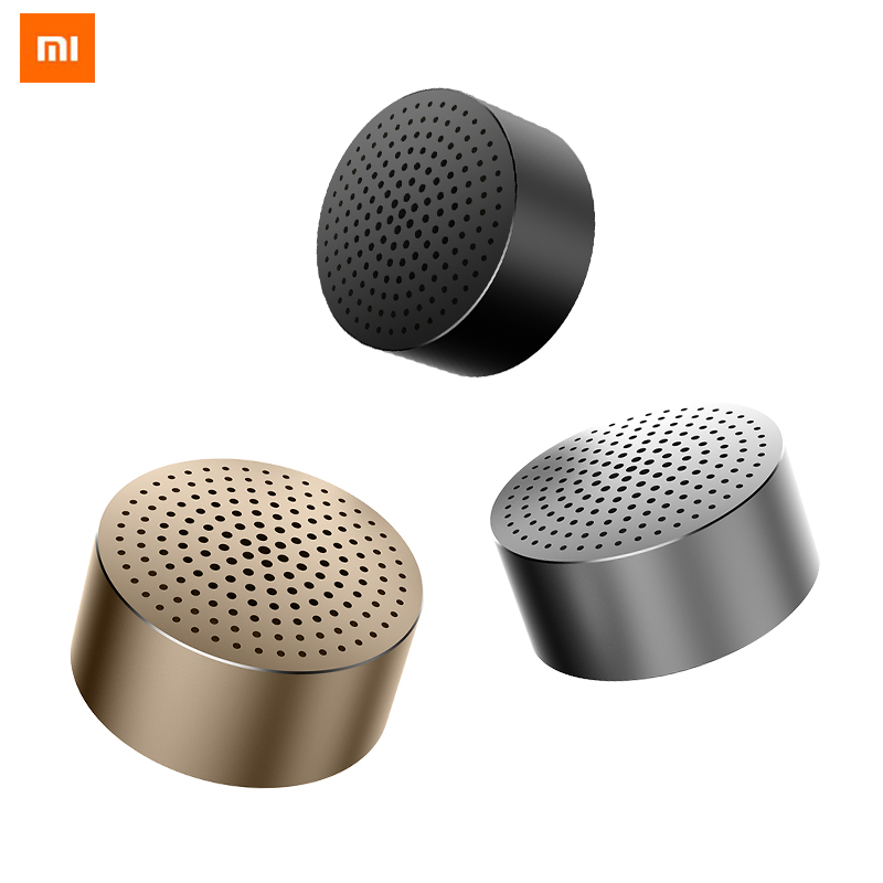 2016 New Original Xiaomi speaker Portable mini Wireless Bluetooth stereo Mini Square Box Outdoor For Smart hone Tablet PC