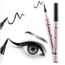 1 Pcs Liquid Eye Liner Pencil, Long Lasting Waterproof Black Eyeliner, Smudge-Proof Cosmetic Beauty Makeup Tools