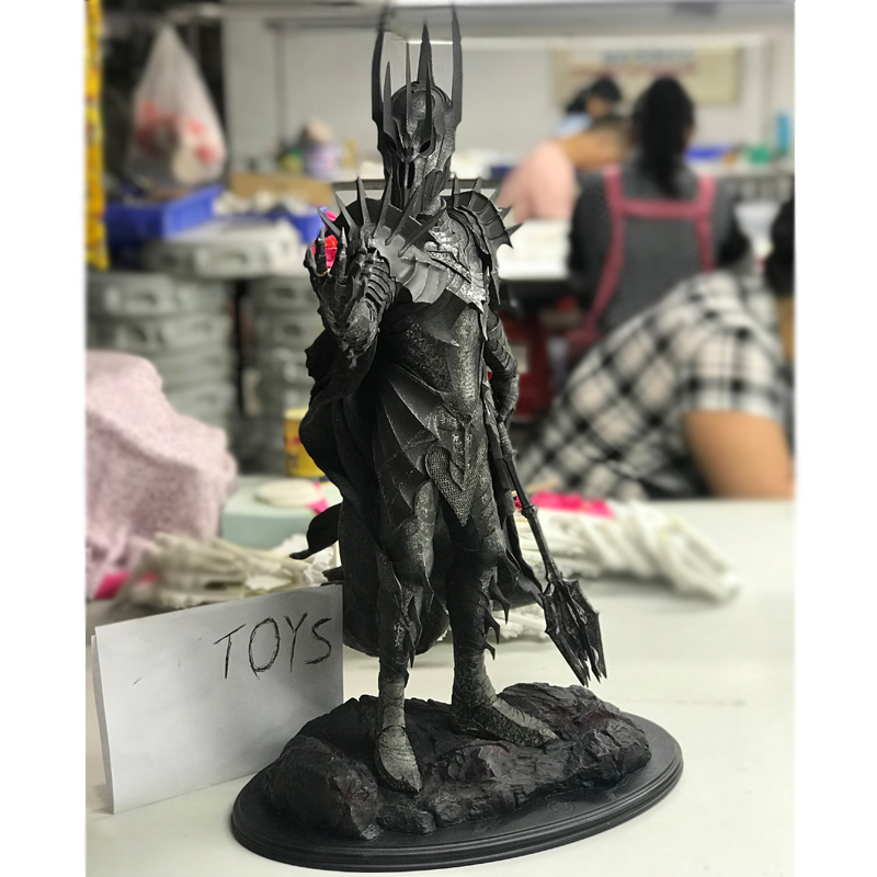 New Arrival The Lord of the Rings 1:6 Scale Sauron Full Body Resin Statue Collections Recast 61cm HNew Arrival The Lord of the Rings 1:6 Scale Sauron Full Body Resin Statue Collections Recast 61cm H