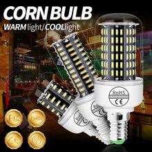 цены Led Lamp E14 Led Corn Light Bulb E27 Led 220V Candle Bulbs 4014SMD Lampada 3W 5W 7W 9W Chandelier Lights for Home Lighting 240V