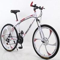 Variable Geschwindigkeit Mountainbike