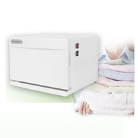 New Arrival 8L/18L UV light Towel Warmer Sterilizer Hot Facial Cabinet Salon Spa Beauty Equipment Wet/Dry Towel Container