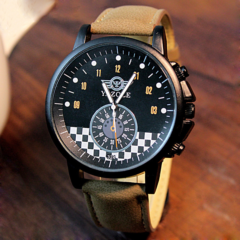 YAZOLE Sport Watch Men 2016 Top Brand Luxury Famous Male Clock Quartz Watch Wrist Men Hodinky Quartz-watch Relogio Masculino yazole new watch men top brand luxury famous male clock wrist watches waterproof small seconds quartz watch relogio masculino