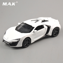 1 32 Scale 4 Color Alloy Lykan Hypersport font b Toy b font Car Fast Furious