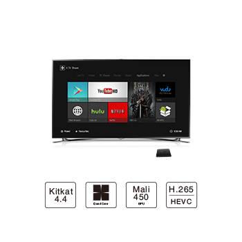2015 Original MBox Mini Android TV BOX Amlogic S805 Quad