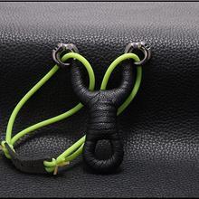 Горячая рогатки катапульта резиновые полосы уличная Рогатка Охота Кемпинг путешествия наборы Стрельба