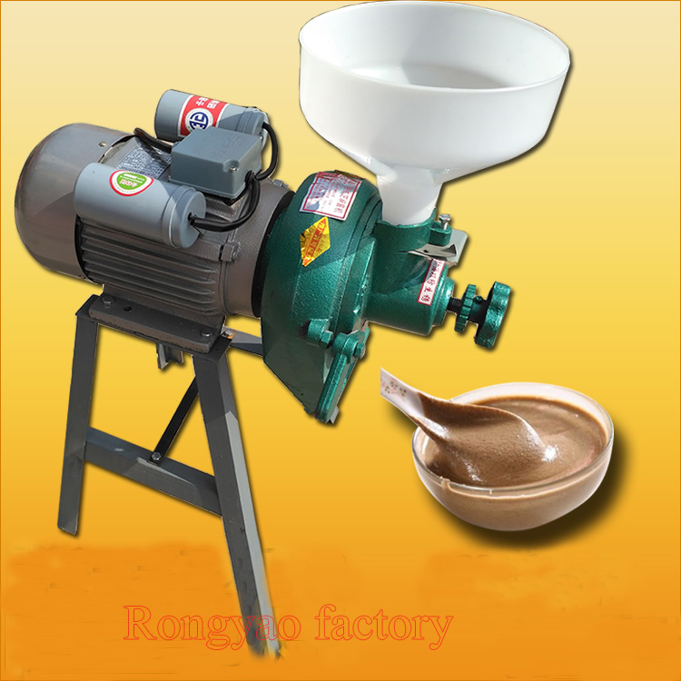 Peanut Butter Grinding Machine  Spare Parts Disc Electric Stone Grinding Wheel|peanut butter grinding machine|peanut grinding machine|peanut butter machine - title=