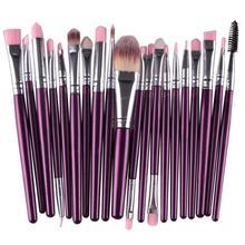 20 pcs Makeup Brush Set tools Professional Makeup Brushes Set