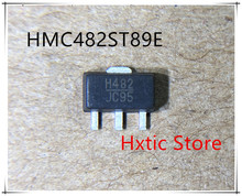 5pcs lot HMC482ST89E HMC482ST89ETR HMC482 H482 SOT 89
