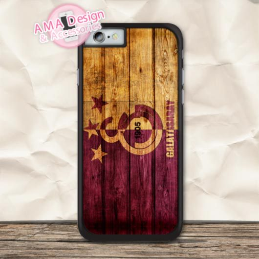 Soccer Club Galatazarai Cover Case For iPhone X 8 7 6 6s Plus 5 5s SE 5c 4 4s For iPod Touch
