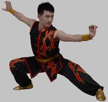 Customize Chinese wushu uniform Kungfu clothing Martial arts clothes nanquan outfit for men girl boy children women kids adults
