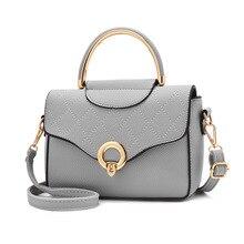 2017 Sale Real Pu Leather Bags Handbags Women Famous Brands Big Crossbody Bag Tote Designer Shoulder