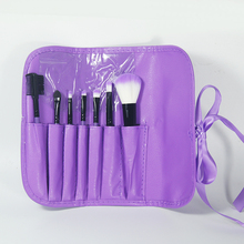 Professional 7 pcs Makeup Brushes Toiletry Make up tool Kits Wool Brand brush for face accessories