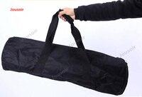 Fotografia lâmpada grande saco de rack saco tripé espessamento rack flash handy saco de nylon à prova d' água 1 m comprimento CD50 T03