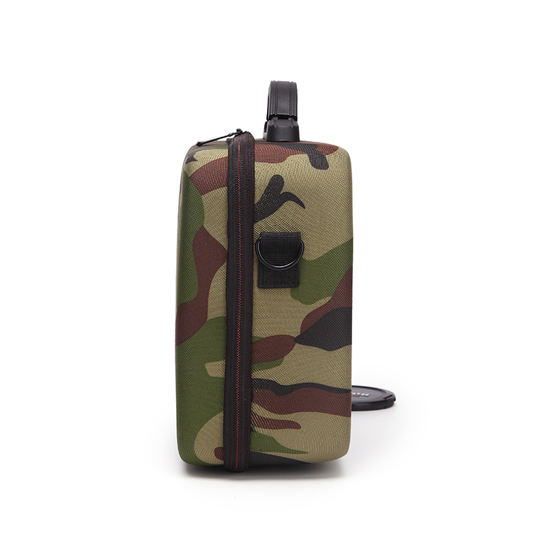 Professional Drone Bag For DJI Tello Camouflage Waterproof Handbag EVA Drop-proof Hard Drone Case Portable Drone Holders For DJI 4