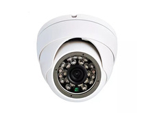 TVI Camera 1080P CCTV Dome Camera 3.6mm Lens CMOS Security Camera With OSD Menu