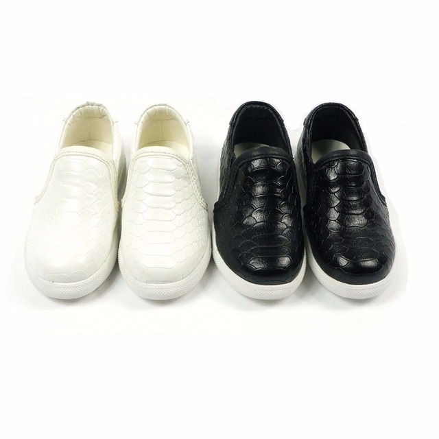 2017 new British snake style Baby leather shoes Genuine Leather Baby boys shoes Baby moccasins Anti-slip kids shoes 0-3years