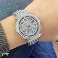Модный бренд FARECAST, часы для бега, мужские кварцевые часы с бриллиантом, полые, водонепроницаемые, Стальные наручные часы, Montre Homme
