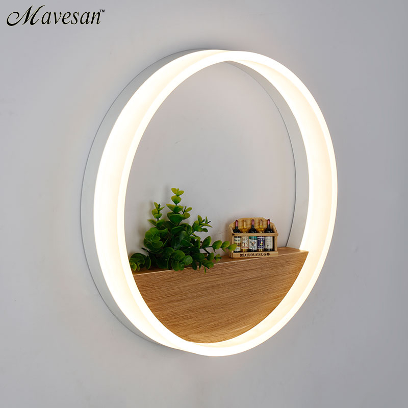 Led Wall Lamp LED Sconce Light Acrylic Modern Home Decoration wall Light for Bedside Bedroom/Dinning Room/studyroom With Bulbs led wall lights acrylic modern living room bedroom home decoration wall lamp for bedside bedroom restroom wall mounted wall lamp