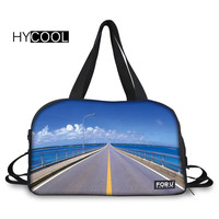 HYCOOL 2018 Men's Sports Bags For Gym Waterproof Yoga Bag Professional Training Athletic Bags Travel Handbag For Lady Fitness