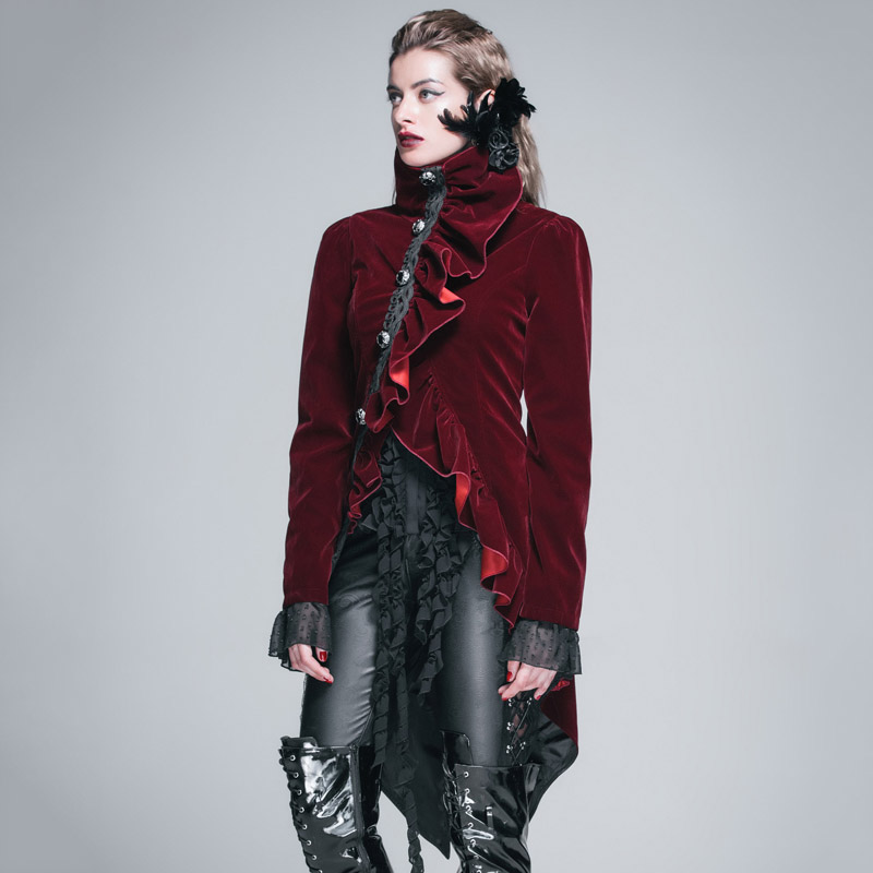 Devil μόδας Γοτθική στυλ γυναικών - Γυναικείος ρουχισμός - Φωτογραφία 5