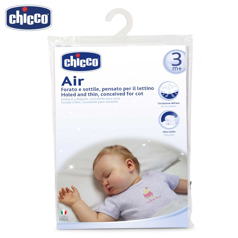 Baby Pillows Chicco Air 3  89384 For Newborns Pillow Bedding Feeding Children Baby Travel With