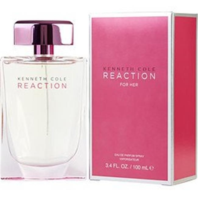Kenneth Cole 264837 Reaction Eau De Parfum Spray - 3.4 oz kenneth cole reaction women s beauty in belize skirted bikini bottom
