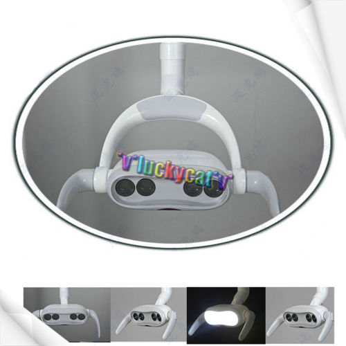 Dental LED Oral Light Induction Lamp CX249-4 For Dental Unit Chair 22mm premium led stage lights 18w rgb led flat par light stage lamp dmx512 disco dj bar effect up lighting for dj disco party ktv