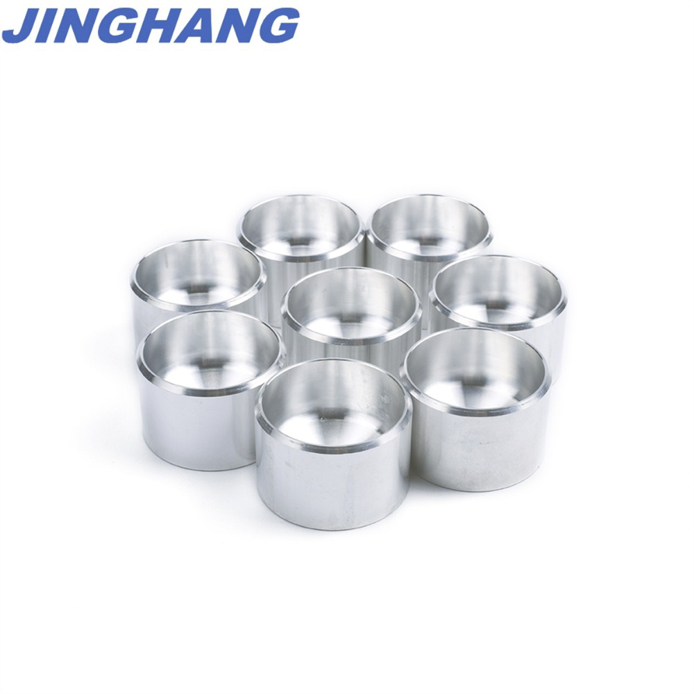 8 Pack Aluminum Storage Cups Center Marked Inside  NAPA 4003 WIX 24003,(Cup OD: 1.797 +/-.004)  , CHINA & US STOCK8 Pack Aluminum Storage Cups Center Marked Inside  NAPA 4003 WIX 24003,(Cup OD: 1.797 +/-.004)  , CHINA & US STOCK