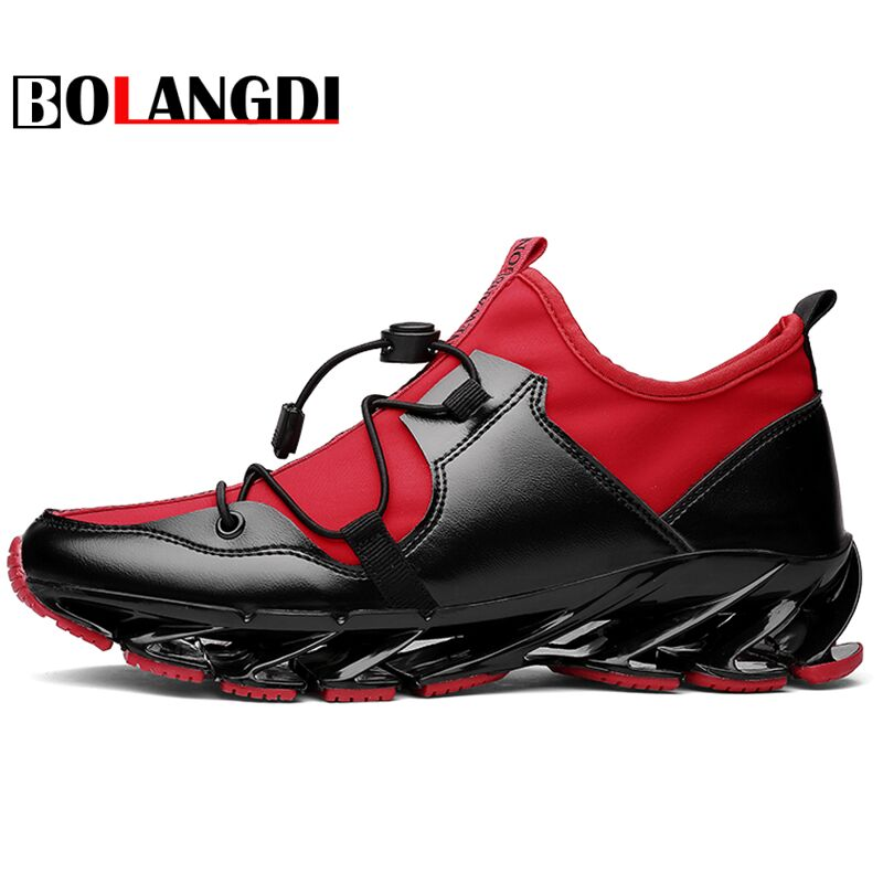 Bolangdi Super Cool Breathable Running Shoes Men Sneakers Bounce Autumn Outdoor Sport Shoes Professional Brand Training Shoes bolangdi 2017 professional mens running shoes breathable outdoor trainers walking sport shoes brand man athletic sport sneakers
